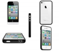Apple bumper Black черный  для IPhone 4 4s