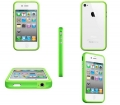 Apple bumper Green зеленый  для IPhone 4,4s