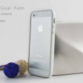 Apple bumper Iphone 5 White