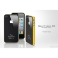 Bumper для iphone 4 / 4s  SGP Neo Hybrid EX Желтый