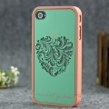 Ero case Tiffany heart Iphone 5 чехол
