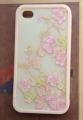 IPhone 4,4s чехол  Ero Flowers
