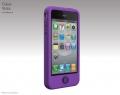 IPhone 4 case switcheasy viola Фиолетовый чехол