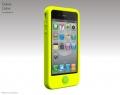 IPhone 4 case switcheasy Lime Салатовый чехол