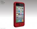IPhone 4 case switcheasy Crimson Красный чехол