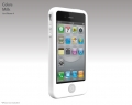 IPhone 4 case switcheasy Milk Белый чехол
