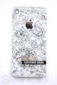 IPhone 4 s Задняя панель Симачев Simachev Белый