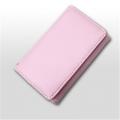 IPhone 5 4g 4s 3g 3gs чехол визитница ОМО Светло розовый