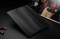 Ipad 2 3 4 New ipad Черный кожаный чехол смарт ковер