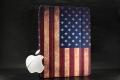 Ipad 2 3 4 Retro чехол смарт ковер флаг USA