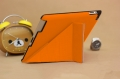 Ipad 2 3 4 чехол смарт ковер трасформер  Оранжевый