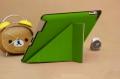 Ipad 2 3 4 чехол смарт ковер трасформер  Зеленый