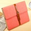 Ipad 2 3 New Ipad  клатч чехол подставка Кожаная Светло-розовый