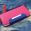 Iphone 4 4s клатч визитниза чехол  черный Kalaideng Розовый