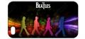 Iphone 4 4s чехол  тонкий пластиковый эксклюзив Beatles