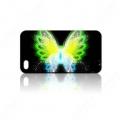 Iphone 4 4s чехол  тонкий пластиковый эксклюзив Крылья