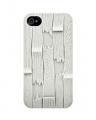 Iphone 4 4s  чехол накладка  switcheasy PLANK серый