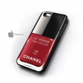 Iphone 4 4s чехол Лак Chanel 159 fire red