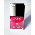 Iphone 4 4s чехол Лак Chanel 475  fire pink