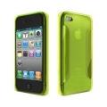 Iphone 4 4s чехол силиконовый More para collection Зеленый