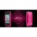 Iphone 4 4s чехол силиконовый More para collection Розовый