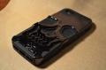 Iphone 4 4s case Skull Head Черный