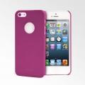 Iphone 4  4s накладка чехол Moshi Iglaze Ярко розовый
