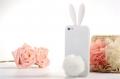 Iphone 5 чехол rabitto заец кролик Белый