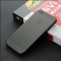 Iphone 5 ультратонкий чехол 0.5 мм Черный