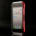 Iphone 5  bumper  4 бампер vapor 4 silver+red