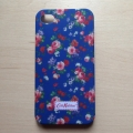 Iphone  5 case Cath Kingston Синие розы