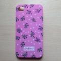 Iphone  5 case Cath Kingston Малиновые розы
