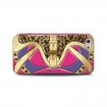 Justcavalli Clutch Pink Сумочка Розовый для IPhone 4/4s