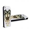 Justcavalli Skull White Череп Белый для IPhone 4/4s