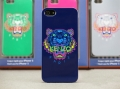 Kenzo Paris фиолетовый для IPhone 4/4s
