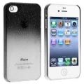 Raindrop Black Капли Дождя Черный для IPhone 4/4s