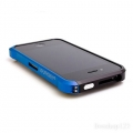 Vapor 4 bumper Black/Blue для IPhone 4/4s