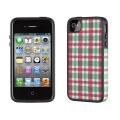 Iphone 4 4s  чехол Speck  FreshMesh Red/Green