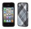 Iphone 4 4s  чехол  Speck  MegaPlaid Black
