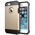 SGP Tough Armor Champagne Gold Шампань для IPhone 5/5s