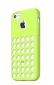 чехол Apple Зеленый для Iphone 5с силикон