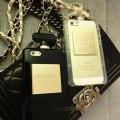 чехол Chanel Bottle Черный для IPhone 4/4s
