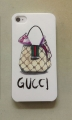 Чехол Gucci для IPhone 5/5s