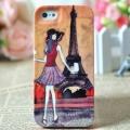 Чехол Kate Spade New York Girl in Paris для IPhone 5/5s