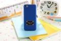 чехол Michael Kors Blue Синий для IPhone 5/5s