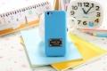 чехол Michael Kors Aqua Blue Голубой для IPhone 5/5s