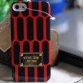 чехол Michael Kors Красный для IPhone 5/5s