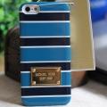 чехол Michael Kors Голубой с синим для IPhone 5/5s