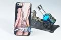 чехол Nike Sexy Tattoo Girls для iPhone 5/5s Силиконовый