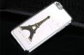 Чехол Paris Metal Silver Серебро для iPhone 6/6s